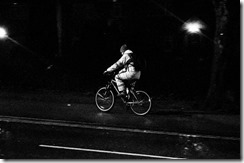 night-cyclist