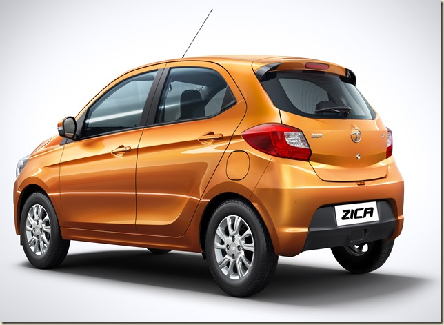 Image 4 ZICA rear 3-4th shot