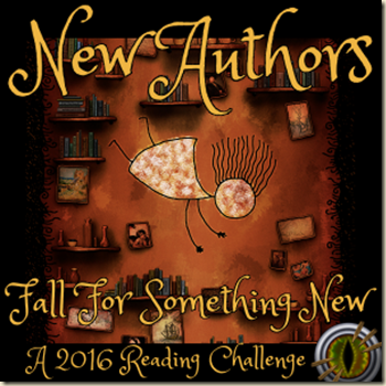 New Authors 2016