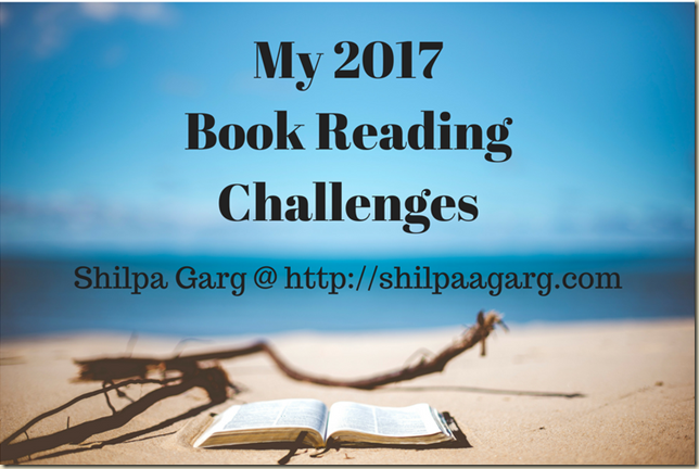 My 2017 Book Reading Challenges