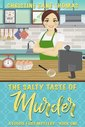 The Salty Taste of Murder by Christine Zane Thomas