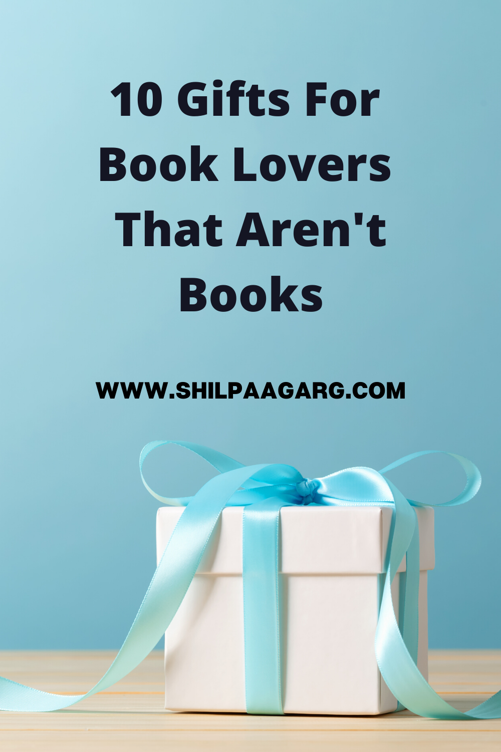10 Gifts For Book Lovers That Aren't Books