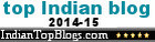 indian-top-blogs 2014-15