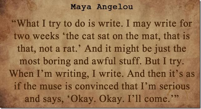 maya angelou s influences essay example