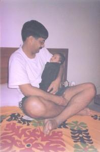 Swaddling and Aaryan