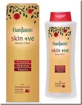 Skin +ve
