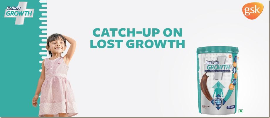 Horlicks Growth+