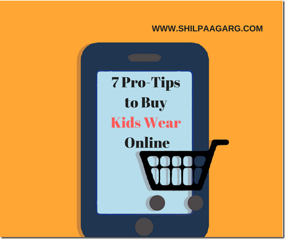 7 Pro-Tips to Buy Kids Wear Online (1)