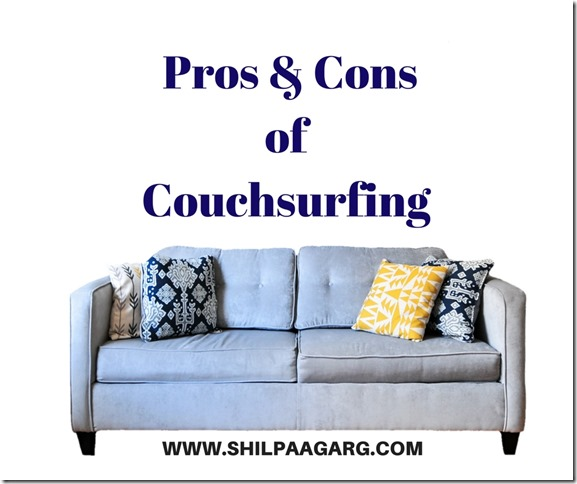 Couchsurfing _ Pros and Cons