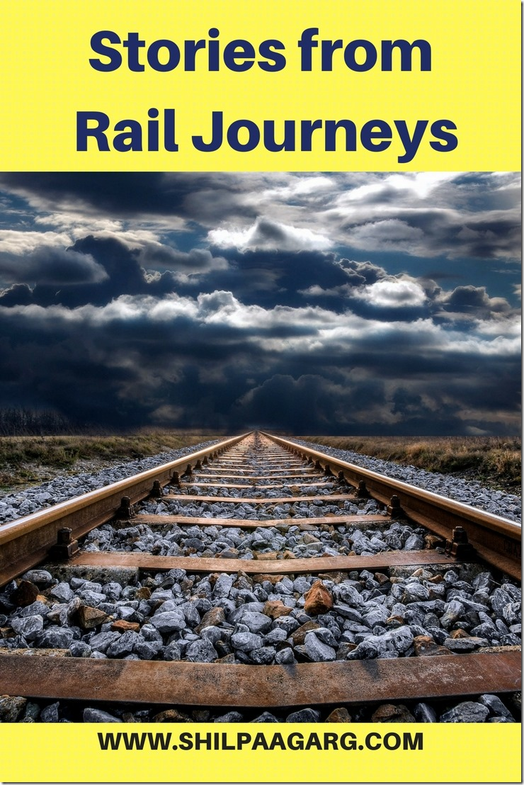 Remembering Rail Journeys