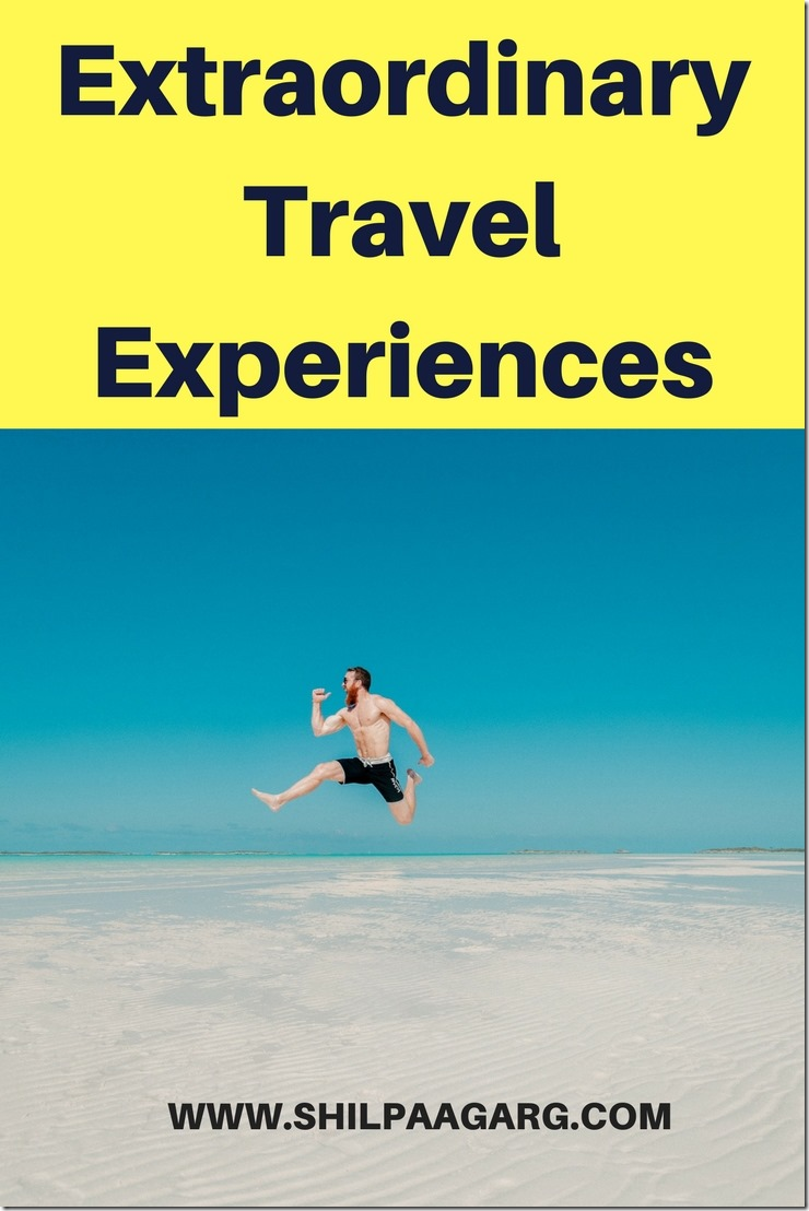 eXtraordinary Travel eXperiences