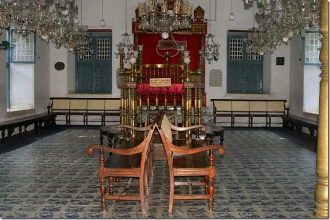 Jewish synagouge kochi