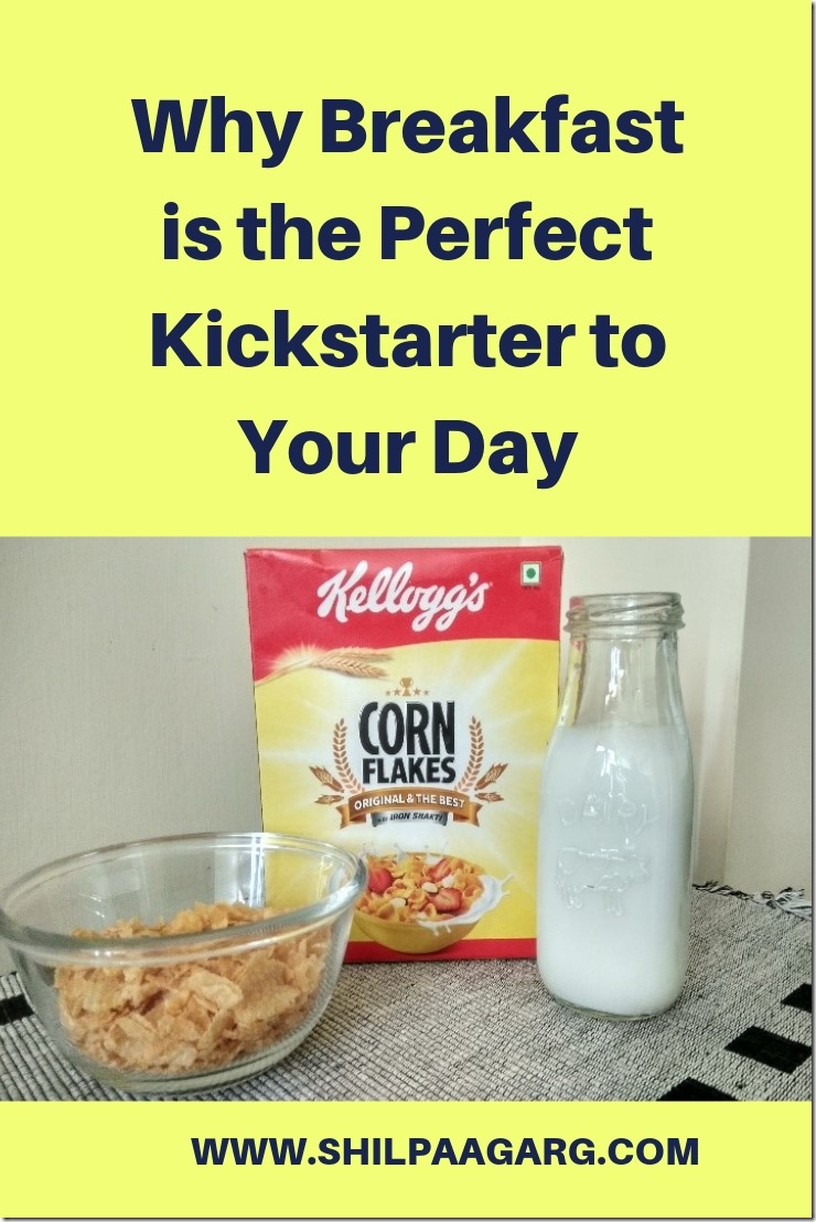 Why Breakfast is the Perfect Kickstarter to Your Day