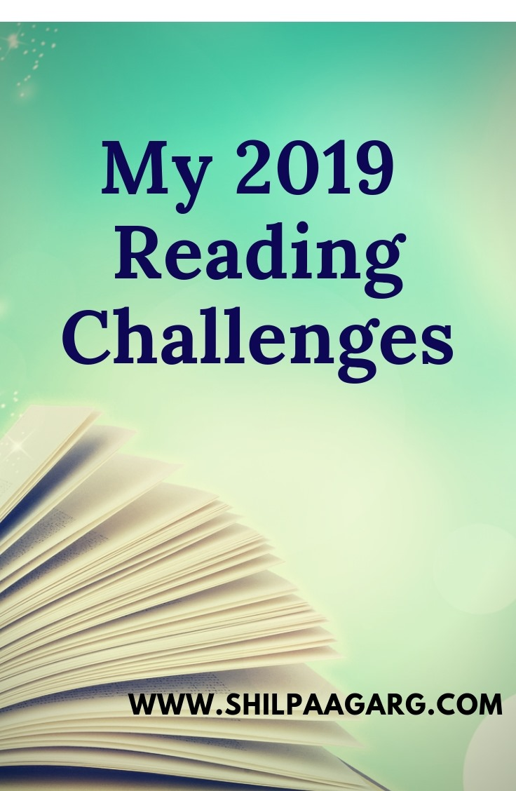 My Book Reading Challenges 2018
