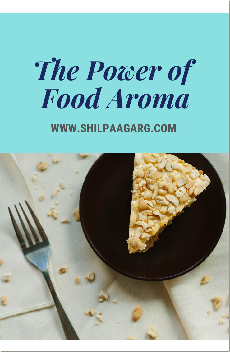 THE POWER OF FOOD AROMA