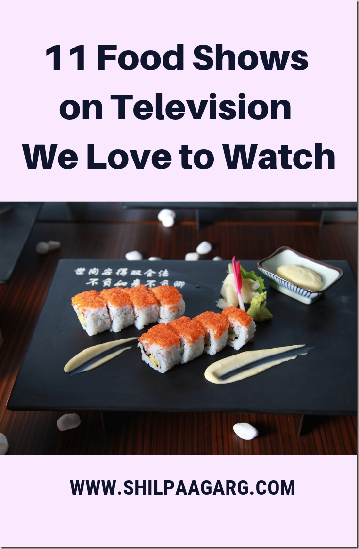 11 Food Shows on Television We Love to Watch
