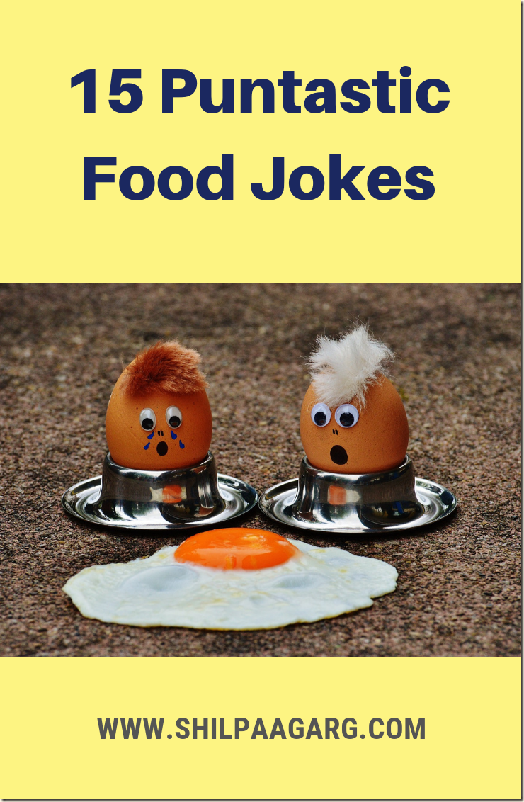 15 Puntastic Food Jokes