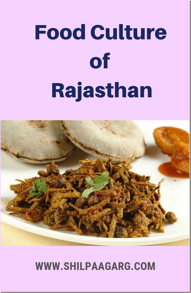 Food Culture of Rajasthan