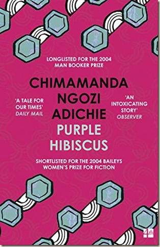 21. Purple Hibiscus