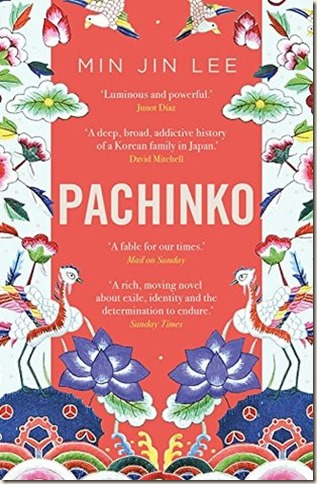 22. Pachinko by Min Jin Lee