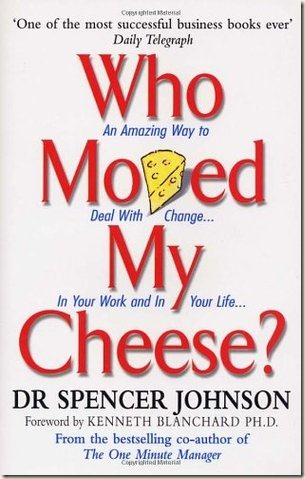 32. Who Moved My Cheese