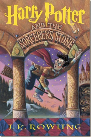 33. HP and Sorcerer's Stone