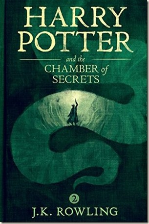 34. Harry Potter and the Chamber of Secrets
