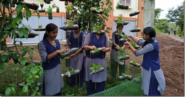 Upcycling College of Horticulture, Sirsi 1