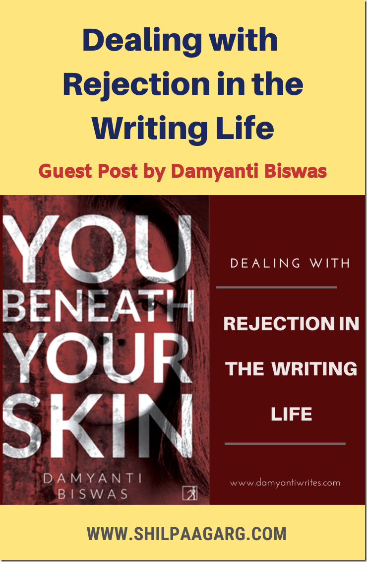 Dealing with Rejection in the Writing Life