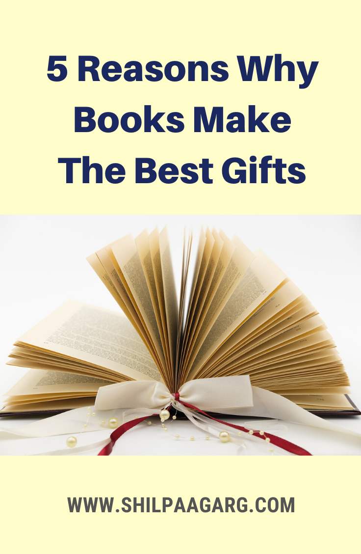 5 Reasons Why Books Make The Best Gifts