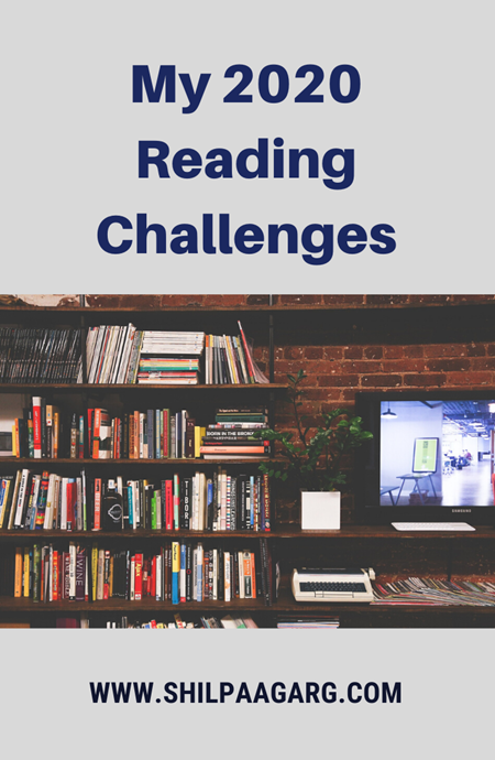 My 2020 Reading Challenges