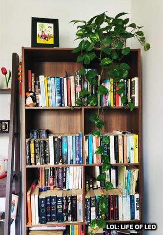 Soumya Prasad Book Shelf