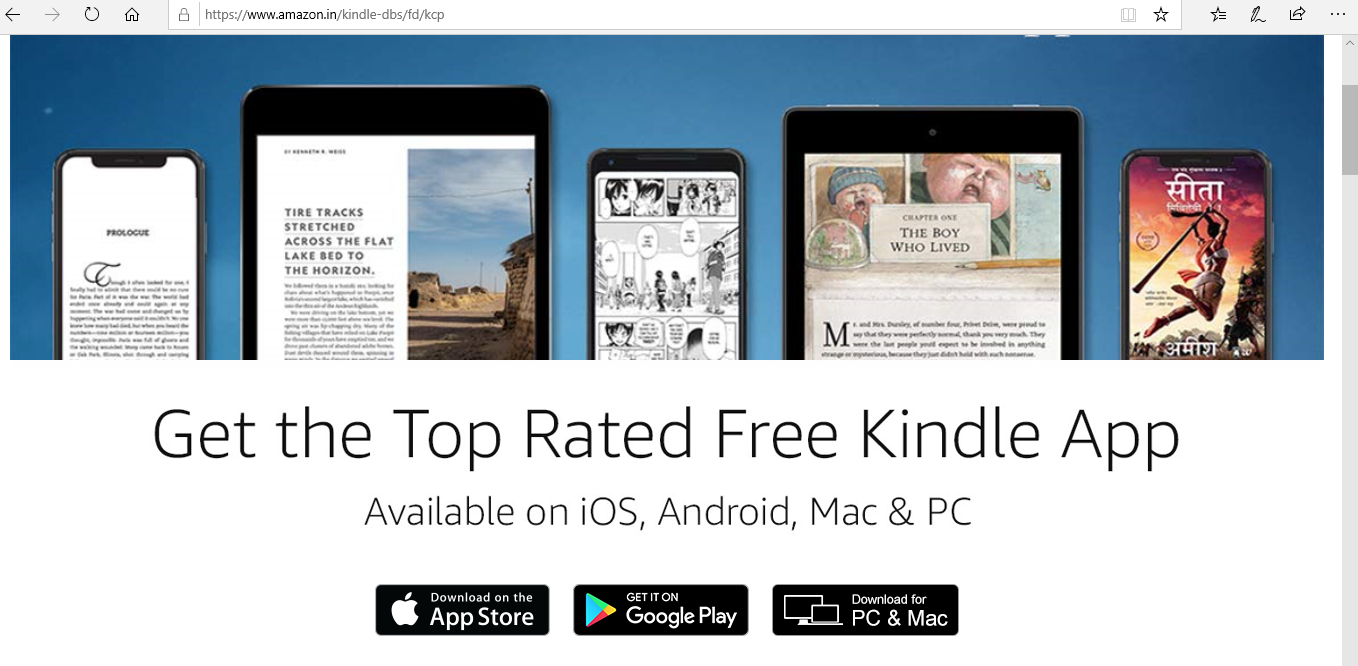 download books kindle
